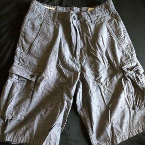Gray Levi men shorts